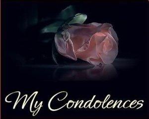 mycondolences
