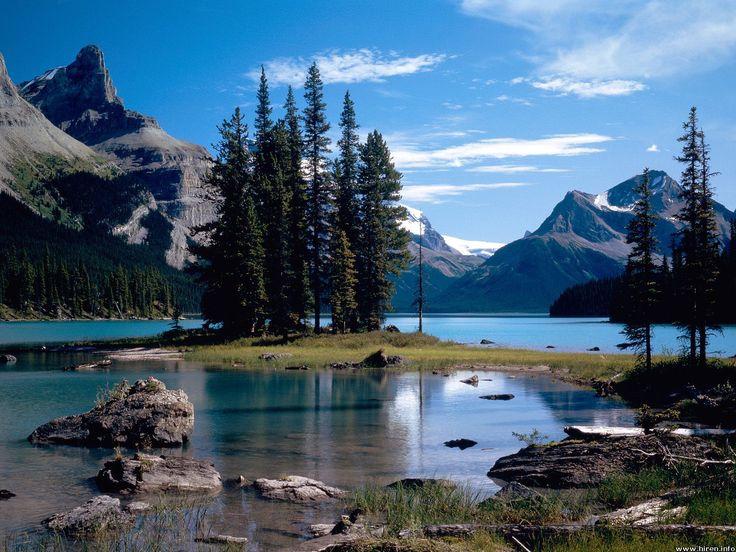 Jasper park Alberta Canada