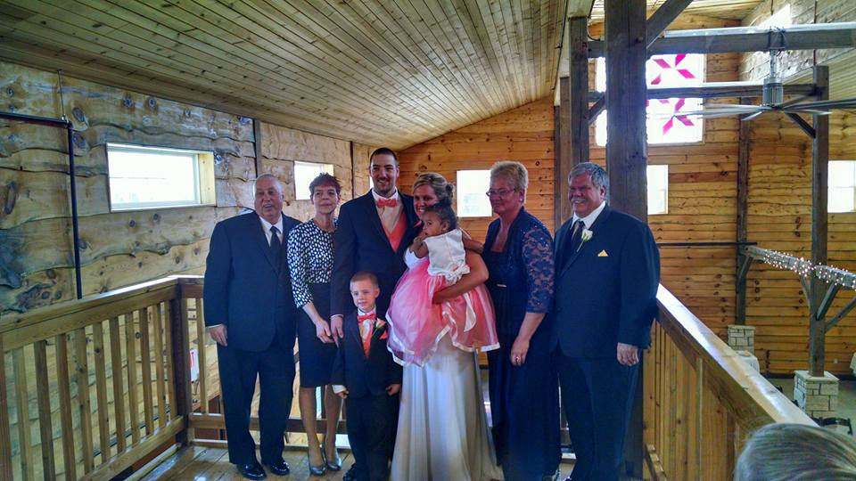 parents of the bride and groom