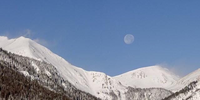 Baker Bowen Bowhead Rocky Mountain National Park