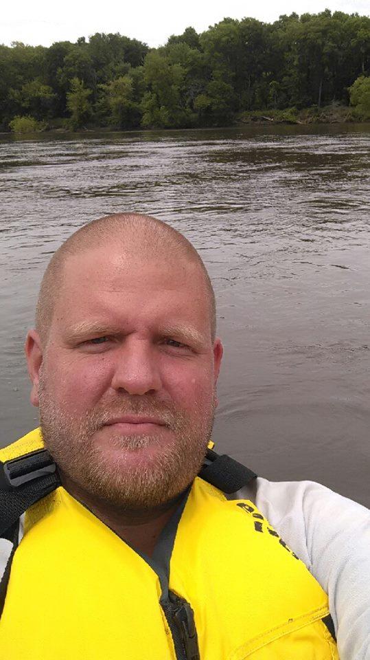kayaking brian