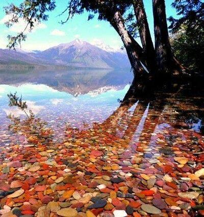 pebble shore lake North Carolina