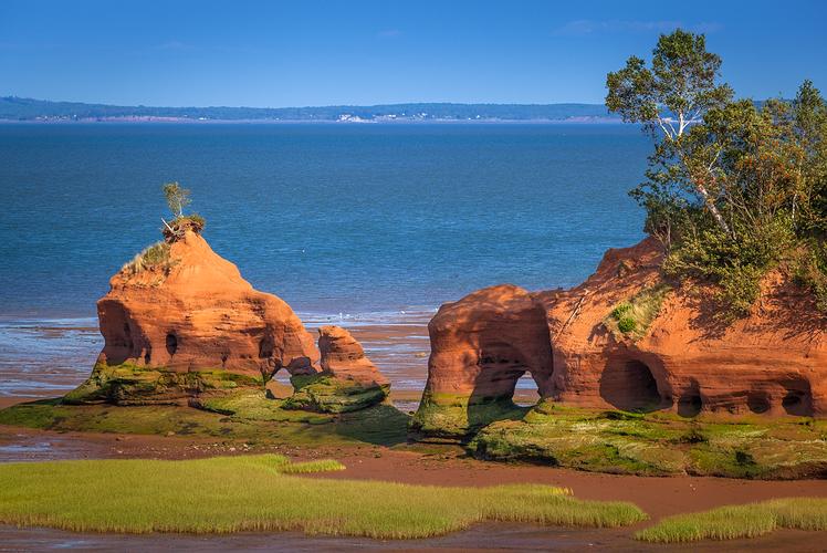 Bay-of-Fundy-New-Brunswick-Canada