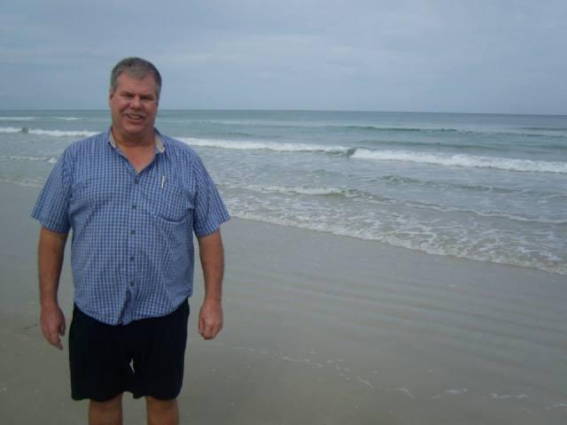 2 rick at the beach