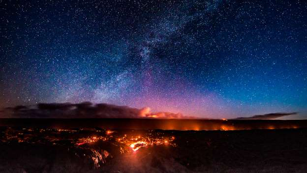 hawaii volcanoes national park hawaii