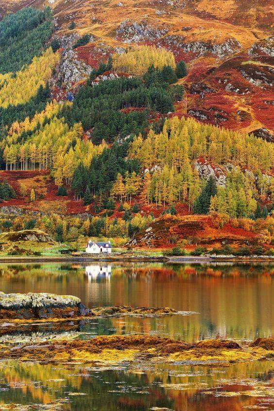the land called scotland