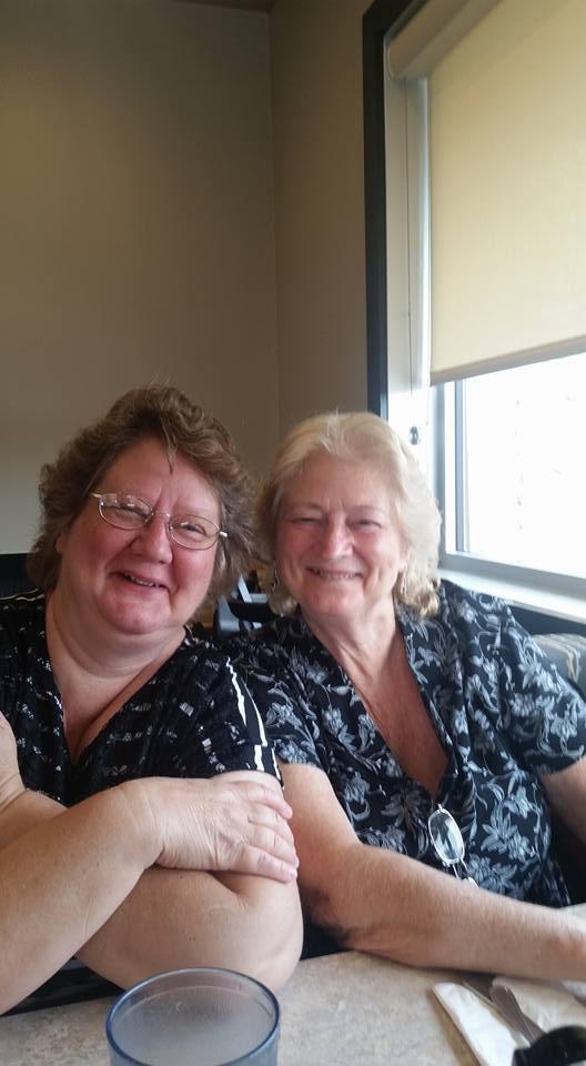 Wanda and Carolyn